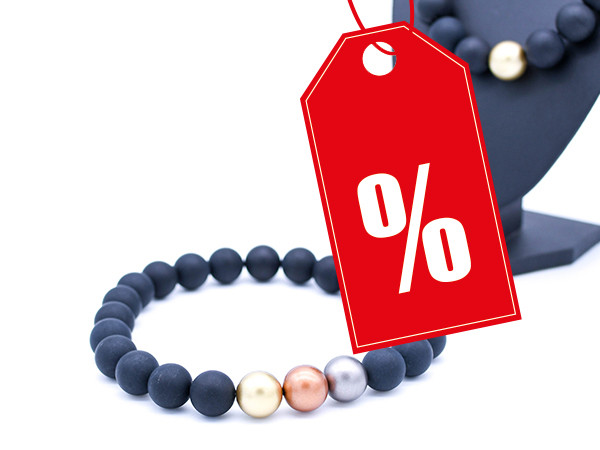Halskette Polaris schwarz Variante 3