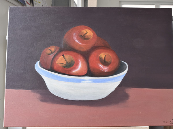 "Bild ""Äpfel"""