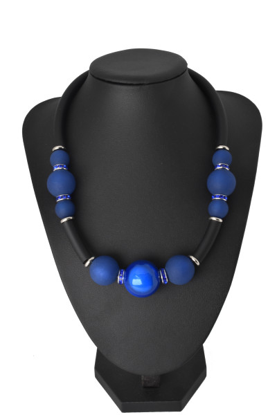 EINZELSTÜCK: Miracle Beads-Style blau