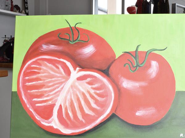 """Bild """"Tomaten"""""""