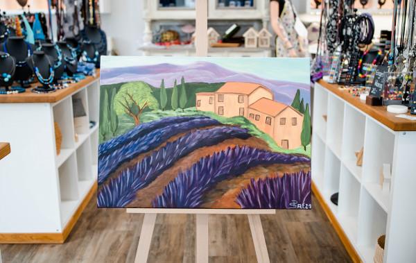 "Bild ""Provence"""