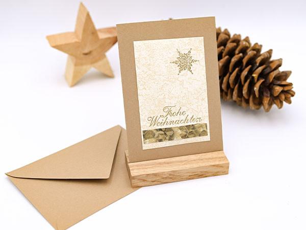 Weihnachtskarte-natur