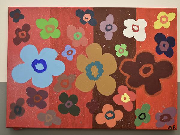 Bild Blumenmeer