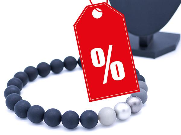 Halskette Polaris schwarz Variante 2