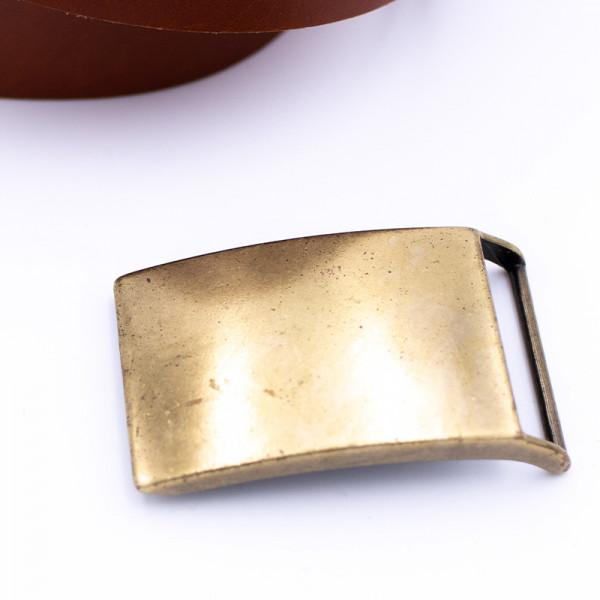 "Gürtelschnalle ""Shield Gold"""