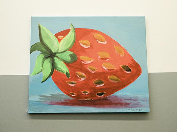 Bild Erdbeere