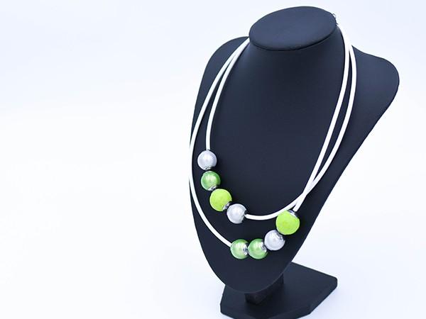 EINZELSTÜCK: Miracle Beads-Kette